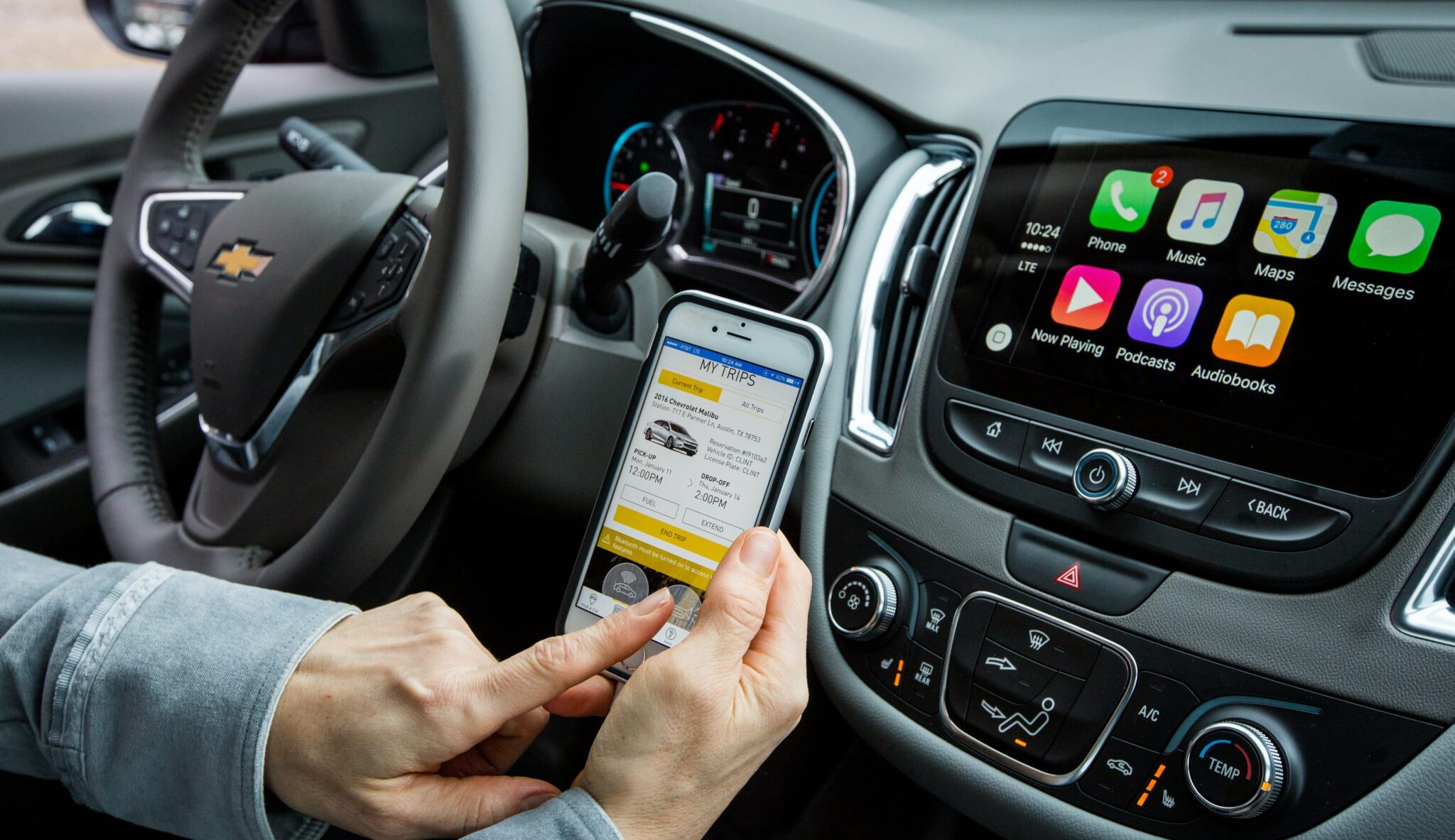 software gestione car sharing aziendale