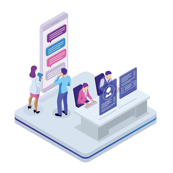 Web application per monitorare le apparecchiature mobili aziendali